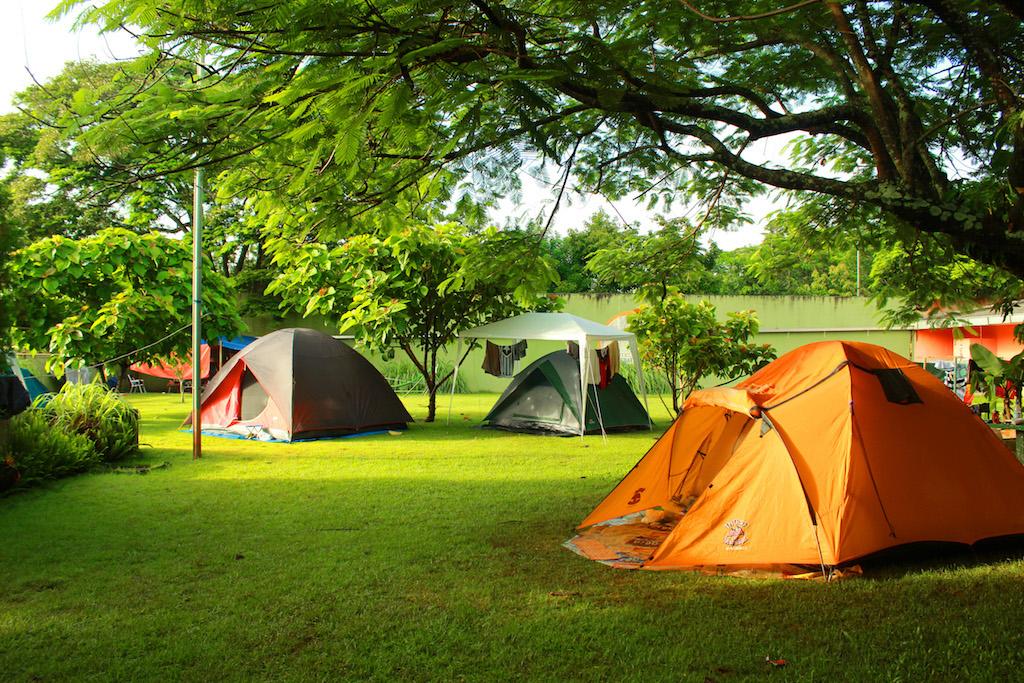 Onde ficar em Foz do Iguaçu: dica de camping.